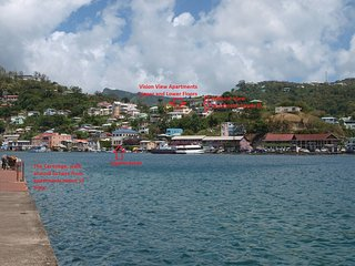 Visionview Apartments Grenada, St. George