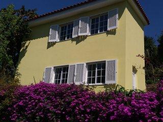 Gezellig alleenstaand vakantiehuisje op Quinta serrado de bouças