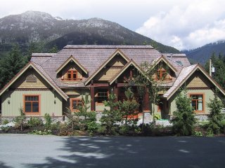 Whistler Luxury European Chateau/Chalet