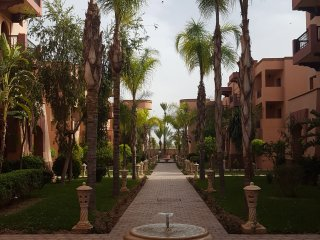 Appartement marrakech Patio & Jardin