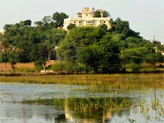 18th Century Heritage Castle-Titardi Garh
