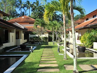 Surya Beachfront Villa No.1 - 3 Bedroom, 2 Bathroom