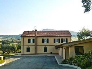 Le vigne di Clementina Fabi (Chambre 'Vitigno Passerina')