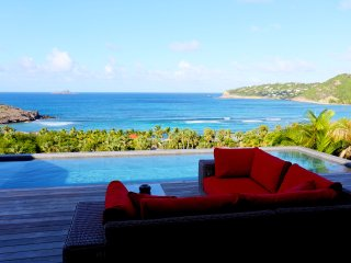 Luana Villa 2 bedrooms St Barth, Gustavia