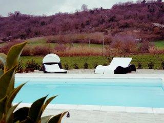 Saffron Hill a casa di Monja