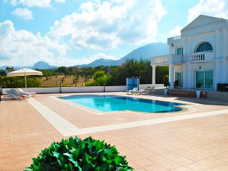 Villa Roman sleeps 6 people with 3 bedrooms and 3 bathrooms.
