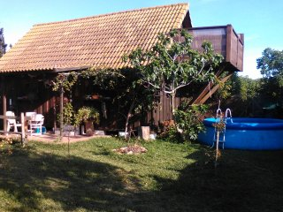 Cabana de madera
