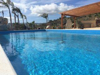 Casale dei Poeti con piscina privacy assicurata relax vicino a Scopello