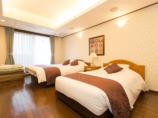 ★24HR Guest Support★ Luxurious Suite for Group 702