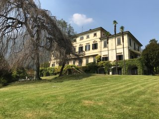 Apartment in villa on Lake Como, Tremezzina