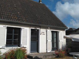 Maison a 600 m de la plage de Deauville