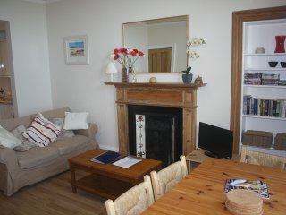 Aviemore 2 bedroom seaside apartment North Berwick