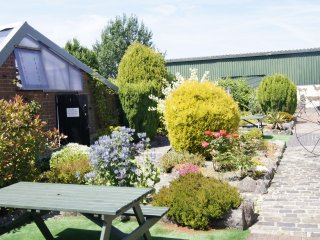 Birchenfields Farmf Flexible self catering accommodation for up to 12 persons