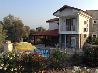 Family Villa, 4 double bedrooms, private pool, garden including toddlers pool.
