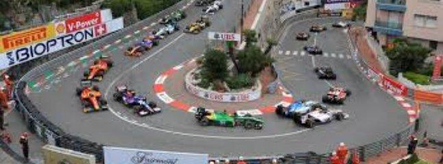 Grand Prix de F.1 de Monaco
