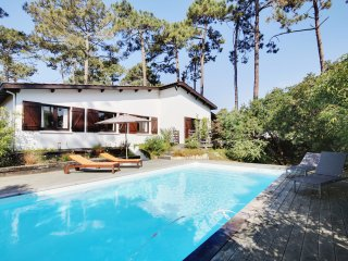 Cap Ferret villa with pool