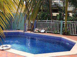 Apartment in Le Lamentin w/ pool