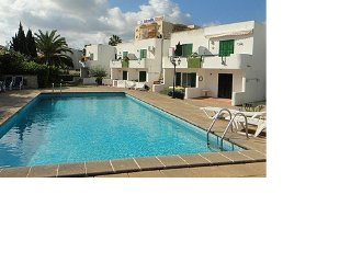 Zodiac.  2 bedroom family apartment with communal pool
