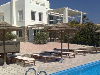 8 Bedroomed Hoiliday Villa With Private pool In Mykonos,Greece-239, Ciudad de Míkonos