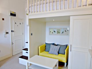 Cosy, clean studio, Notting Hill/Portobello // The perfect base for sightseers, Londres