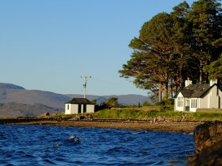 Lochside Cottage, Torridon Estate