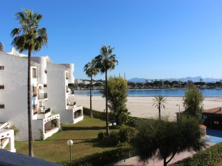 Carabela 2 bedroom beach front apartment