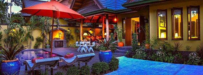Romantic Villa Amber
