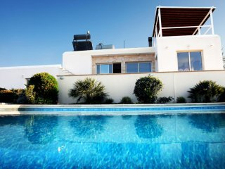 3 bedroom private villa, Pano Akourdaleia