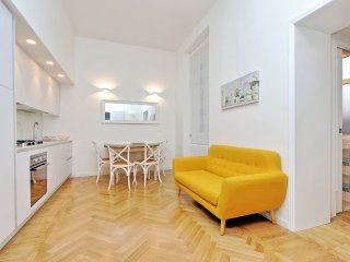 Elegant and new 3bdr in the beautiful 'Tridente', Rome