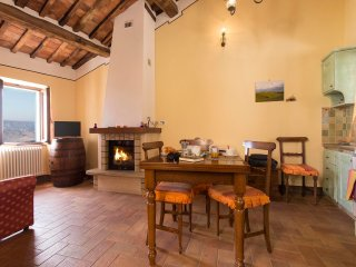 Casa Bandino - Large panoramic 1bdr in Val d'Orcia