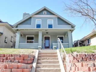 Unique 3394 s.f. 4BR on Zuni- Walk to LoHI - Easy Cancel - Book Urban