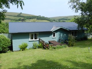 Secluded Hideaway in Croyde
