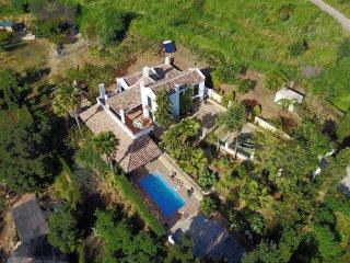 Villa Huerta la casa