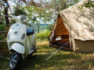 Kokopelli Camping (Bell Tent), Serramonacesca