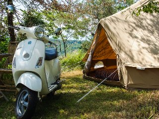 Kokopelli Camping (Bell Tent)