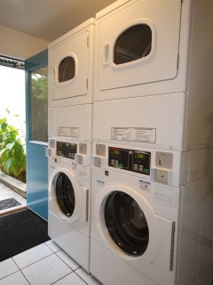 Onsite Coin Laundry - Corporate Furnished Apartments - Studios On 25th