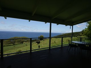 Koali Ranch Cottage, Hana, Maui