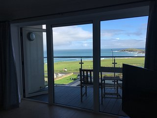 Luxury Apartment With Awesome Fistral Beach Views