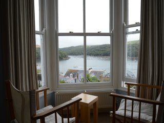 Delightful 3 bedroom Victorian terraced house with spectacular harbour views
