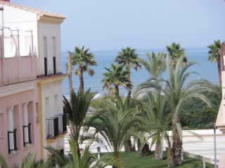 Atico en Costa Ballena a 80 metros de la playa con gran terraza muy soleada