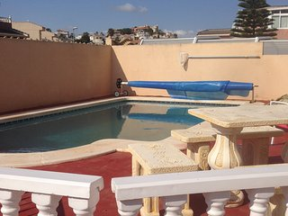 Spectacular 4 Bed Spanish Villa Private Pool
