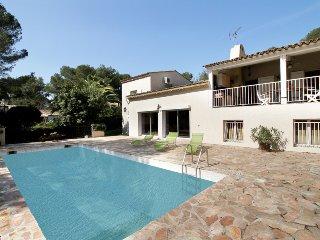 5 bedroom Villa in Juan-les-Pins, Provence-Alpes-Cote d'Azur, France : ref 52388