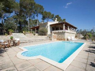 3 bedroom Villa in Selva, Mallorca, Mallorca : ref 2257866