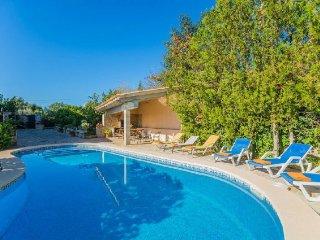3 bedroom Villa in Búger, Mallorca, Mallorca : ref 2257881