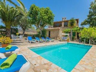 6 bedroom Villa in Maratxi, Mallorca, Mallorca : ref 2257911