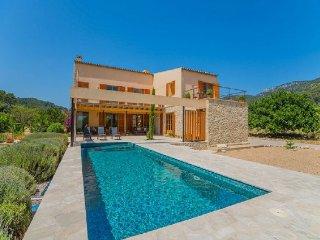 4 bedroom Villa in Selva, Mallorca, Mallorca : ref 2257930