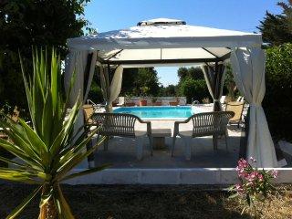 Villa con piscina fino a 14 posti letto in Puglia