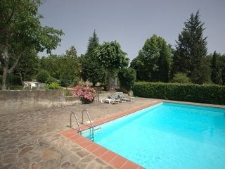 4 bedroom Villa in Ambra, Tuscany, Italy : ref 2268170