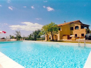 3 bedroom Apartment in Guardistallo, Tuscany, Italy : ref 5477316