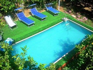 3 bedroom Villa in Sant'Agata sui Due Golfi, Campania, Italy : ref 5477576